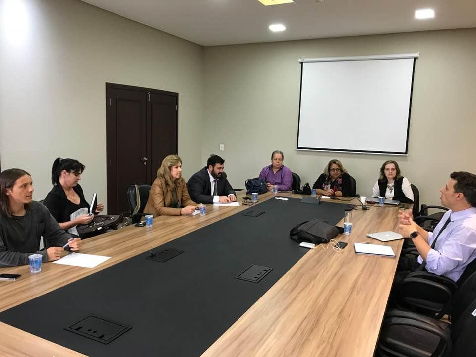 Diretoria da APAP faz reunião de planejamento