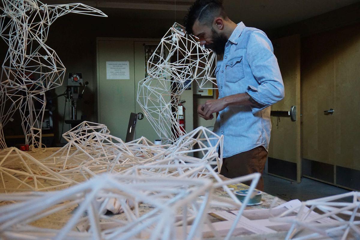 Paranaense Jack Holmer é selecionado para Bienal de Arte Digital