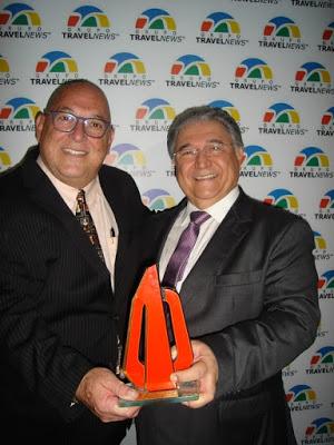 Meliá Hotels International recebe prêmio de Melhor Rede Hoteleira do Brasil
