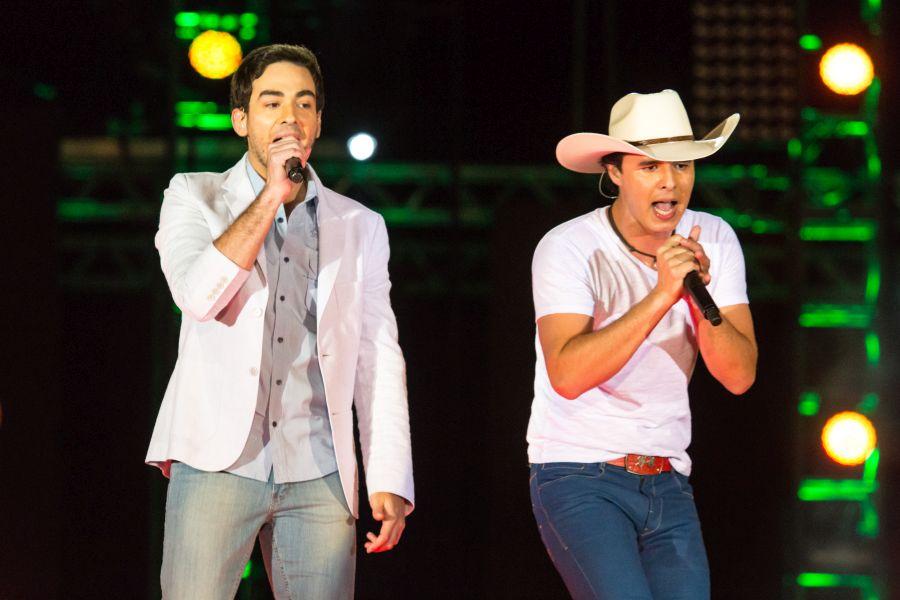 Conrado & Aleksandro gravam o segundo DVD em Curitiba, no dia 22 de outubro