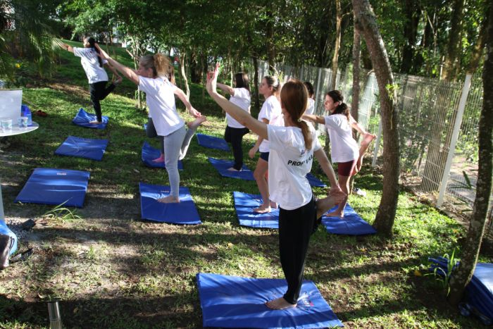 CAA/PR convida a todos a promoverem uma vida mais saudável no Spaço Corpo&Mente