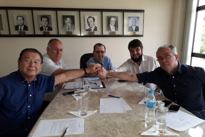 Oficializada criação do G5, órgão mais representativo do turismo paranaense