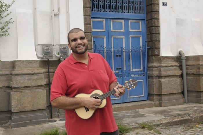Prodígio do Samba, Inácio Rios vem a Curitiba para show único na Caixa Cultural