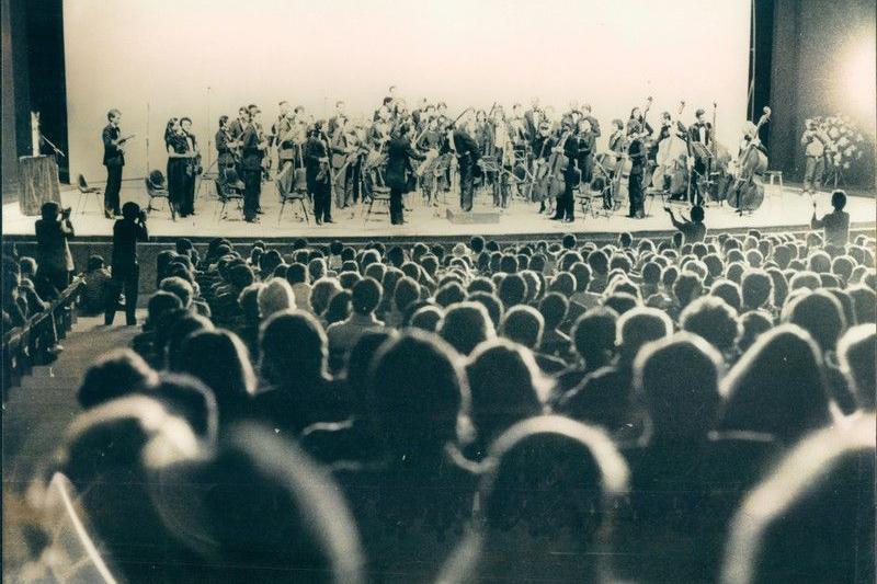 Exposição comemora os 30 anos da Orquestra Sinfônica do Paraná