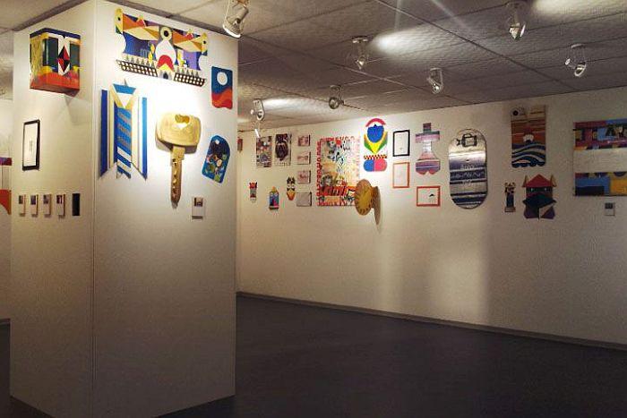 Artista abre exposição