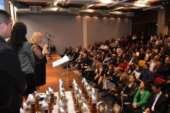 Abime concede prêmio a profissionais da mídia eletrônica e digital
