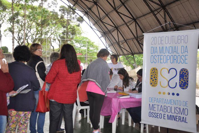 SBEM-PR e ABRASSO alertam para prevenção e diagnóstico precoce da osteoporose