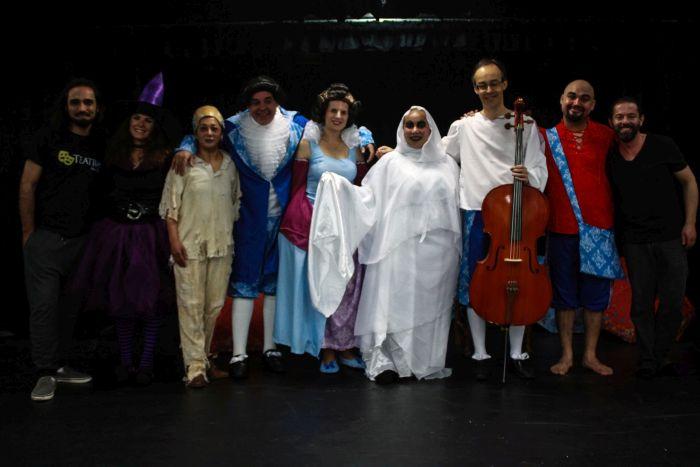 Grupo de teatro Act Legis da CAA/PR estreou no Festival de Curitiba