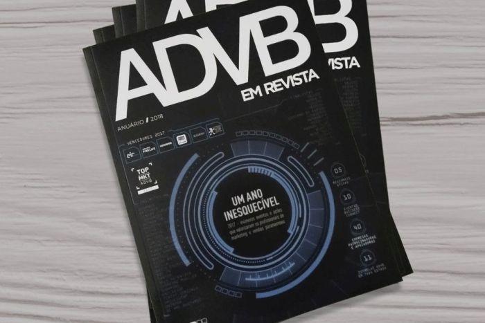 ADVB/PR lança Anuário 2018