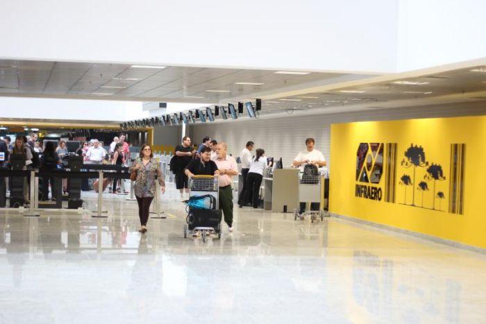 Afonso Pena é eleito aeroporto com mais serviços aos passageiros