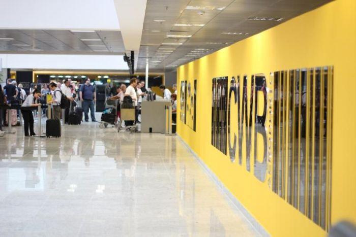 Afonso Pena fecha 2017 com crescimento de 5,2% na movimentação de passageiros
