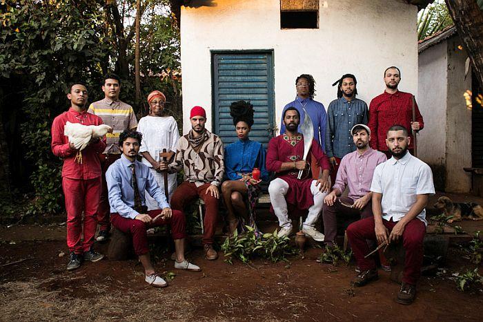 Aláfia lança o dançante disco Corpura no Caixa Cultural Curitiba