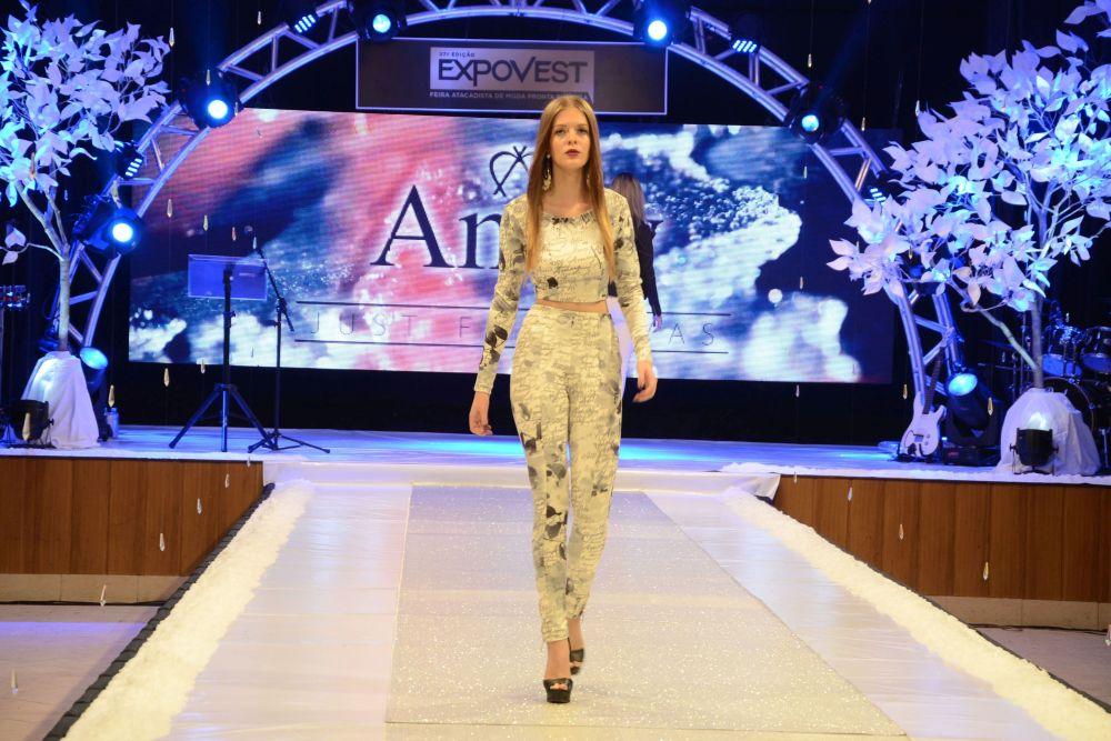 Amey se destaca entre as marcas presentes na Expovest em Cianorte