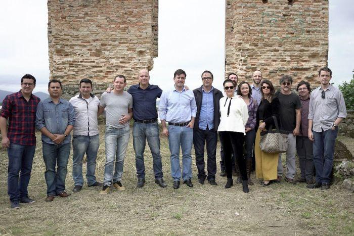 Revitalização do complexo histórico de Antonina começa no Armazém Macedo