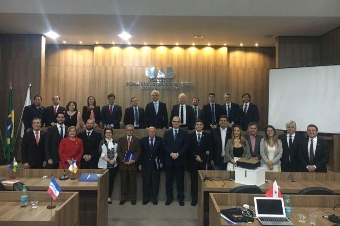 Presidente da APEP participa de reunião da ANAPE e posse de diretoria no Tocantins