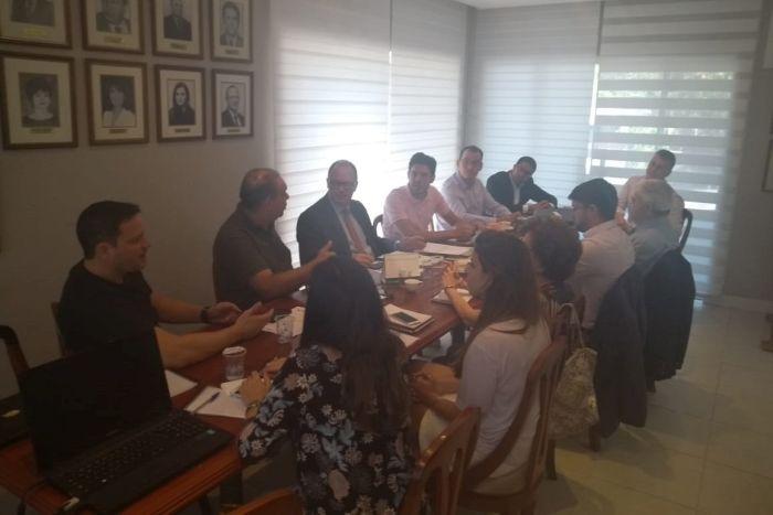 Deliberações relevantes marcam primeira reunião deste ano da Diretoria da APEP