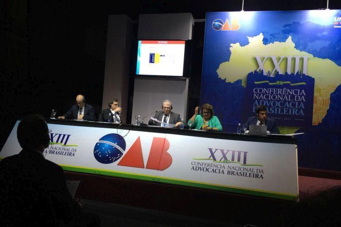 Presidente da APEP participa de Conselho Deliberativo e Conferência Nacional em São Paulo