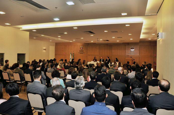 APEP participa de Encontro dos Procuradores na PGE-PR
