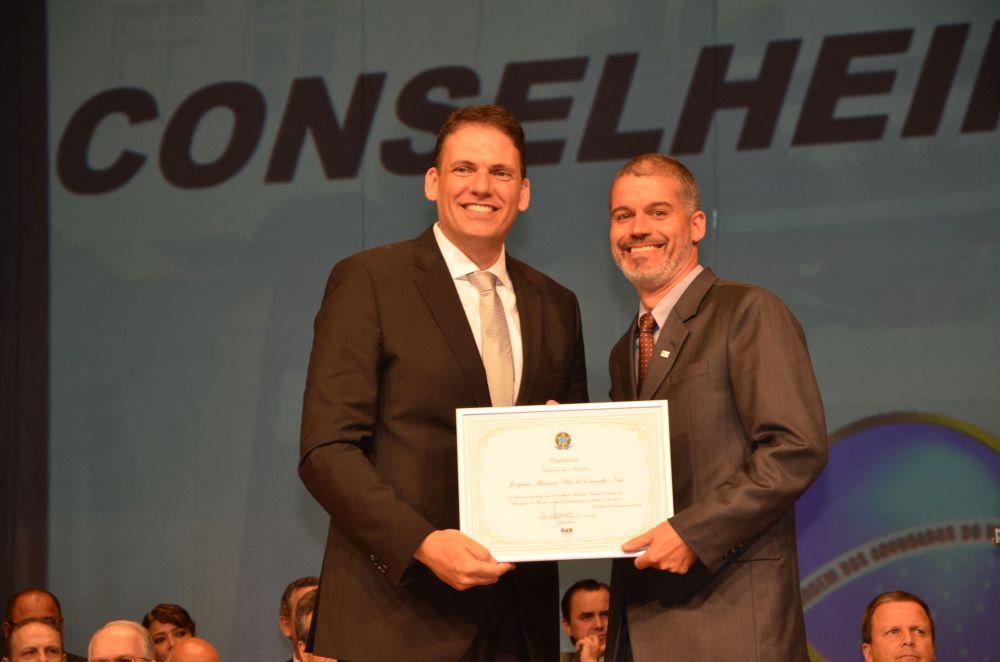APEP prestigia posse da nova diretoria da OAB Paraná