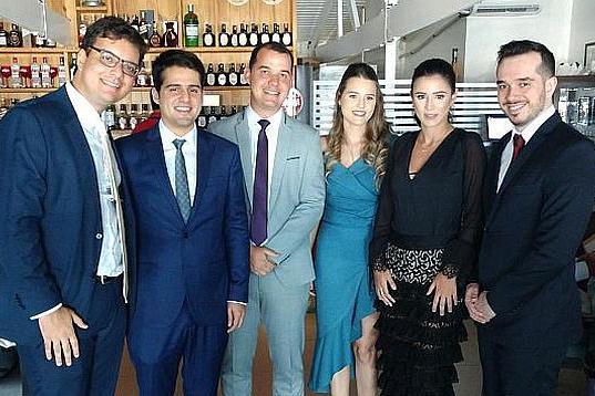 Associado representa a APEP em posse de novos procuradores do Estado de Sergipe