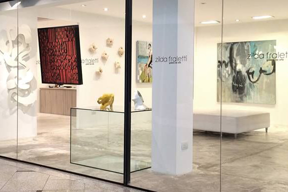APEP ajusta parceria com galeria de arte Zilda Fraletti