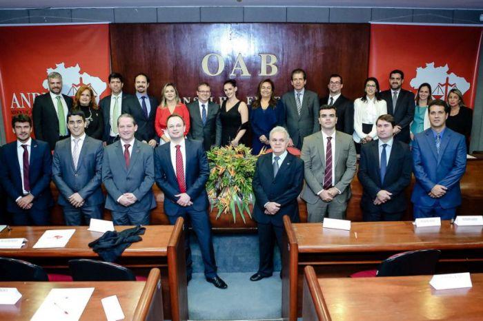 APMC participa da posse da nova diretoria da ANPM