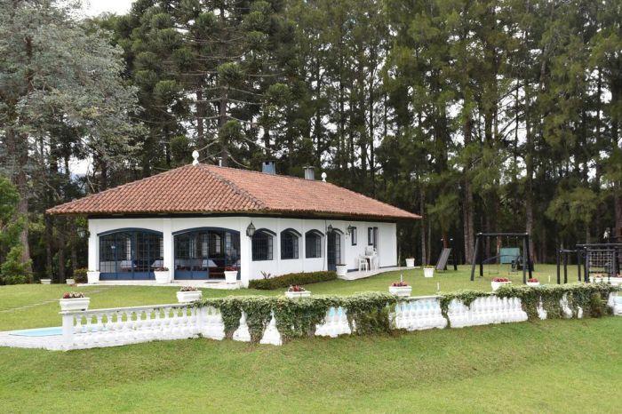 Hotel Fazenda das Araucárias tem tarifas promocionais no feriado prolongado