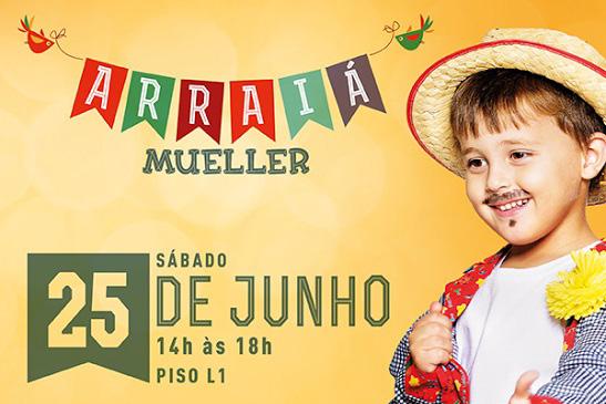 Música, festa junina, food bikes e livro infantil nos Shoppings de Curitiba