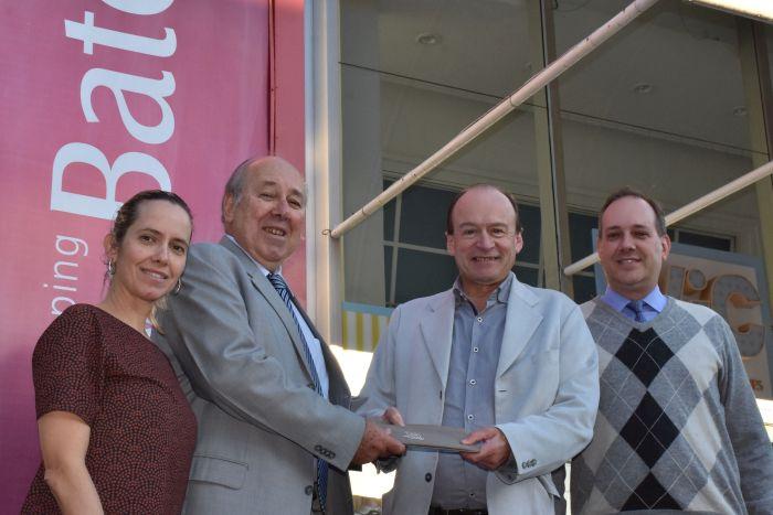 Shopping Novo Batel entrega prêmio a ganhador da viagem para Aruba