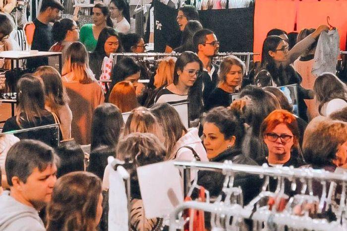 Natal com 70% de desconto promete movimentar Curitiba
