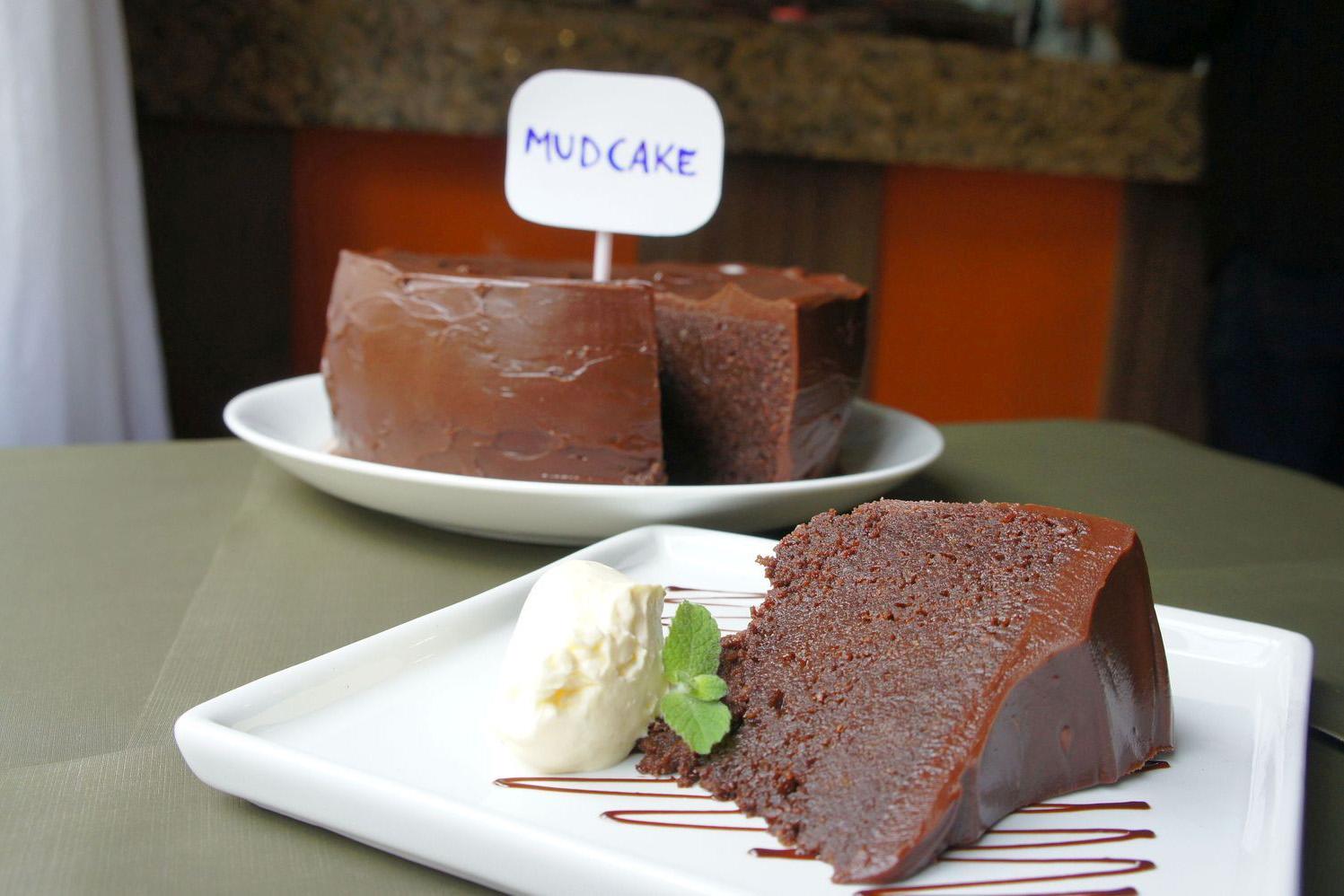 Mud Cake de chocolate é destaque no cardápio de sobremesas do Brasiléa Café