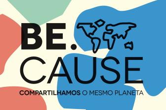BE CAUSE - Campanha de Ajuda Humanitária
