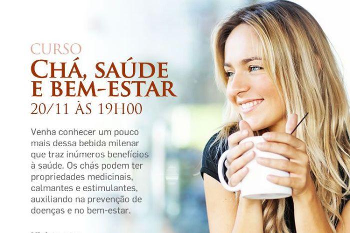 Benefícios do chá para a saúde serão tratados em evento da Caixa dos Advogados do Paraná