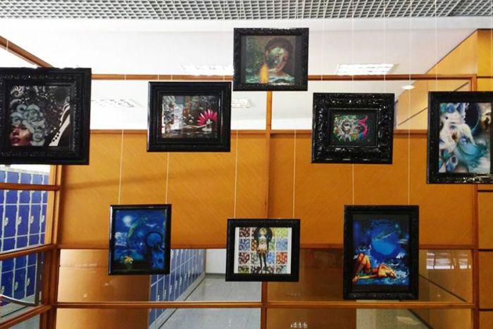 Universidade Positivo abre exposição gratuita na Biblioteca Central