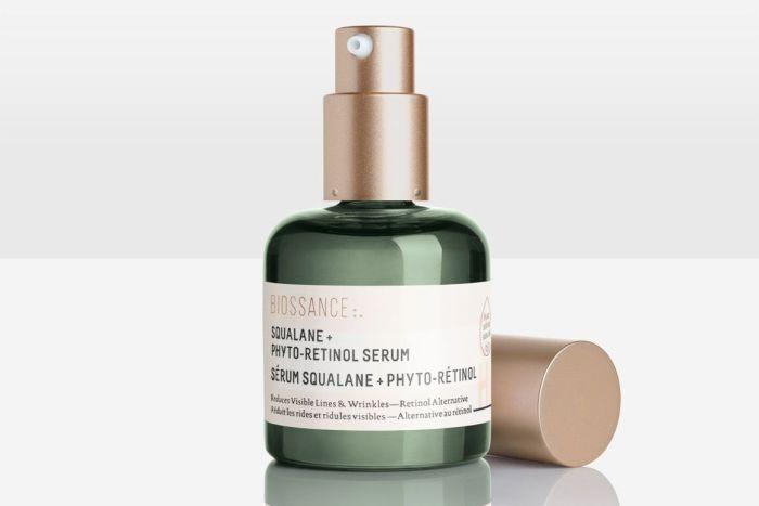 Biossance traz ao mercado Esqualano + Phyto Retinol Sérum
