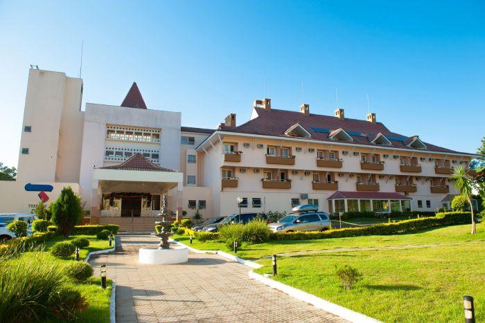 Thermas Piratuba Park Hotel abre