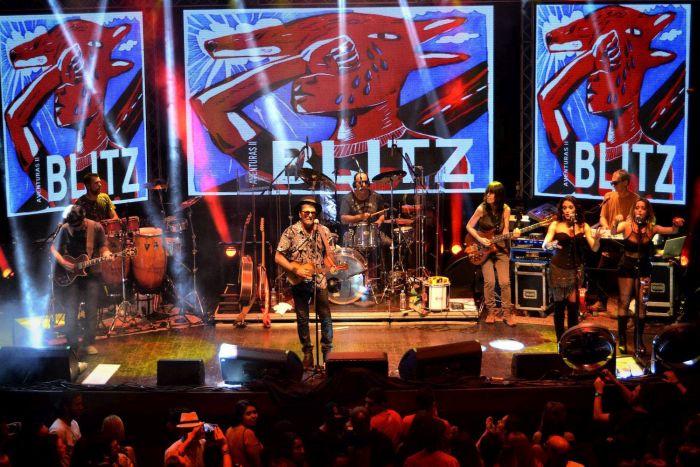 Banda Blitz faz show do novo DVD no dia 09 de junho em Curitiba