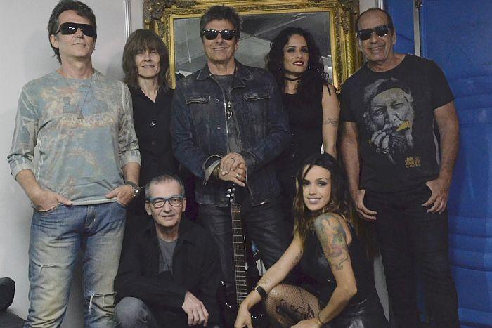 Banda Blitz apresenta show da nova turnê no dia 06 de maio em Curitiba