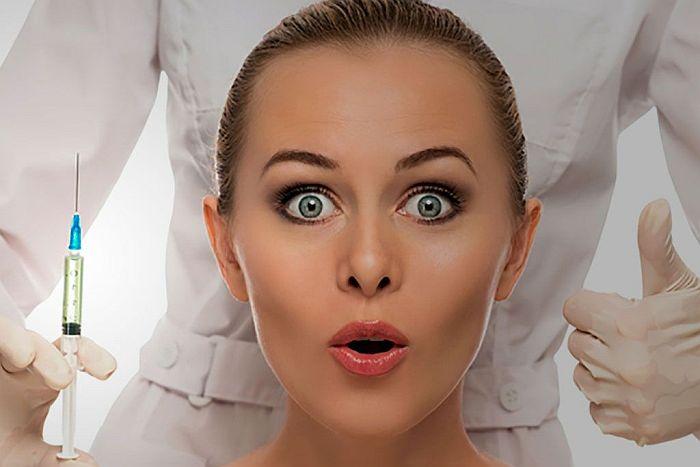 Vai aplicar Botox? Procure seu médico oftalmologista
