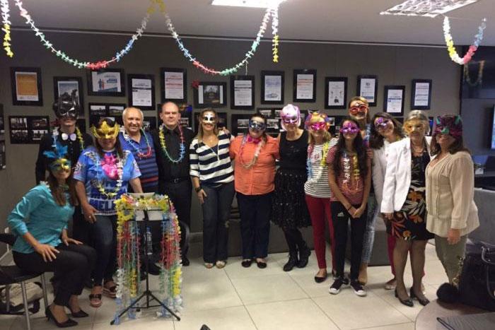 Coral da Caixa dos Advogados e OAB entra no ritmo de Carnaval