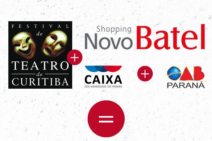 Parceria da CAA garante desconto em ingressos para o Festival de Teatro de Curitiba