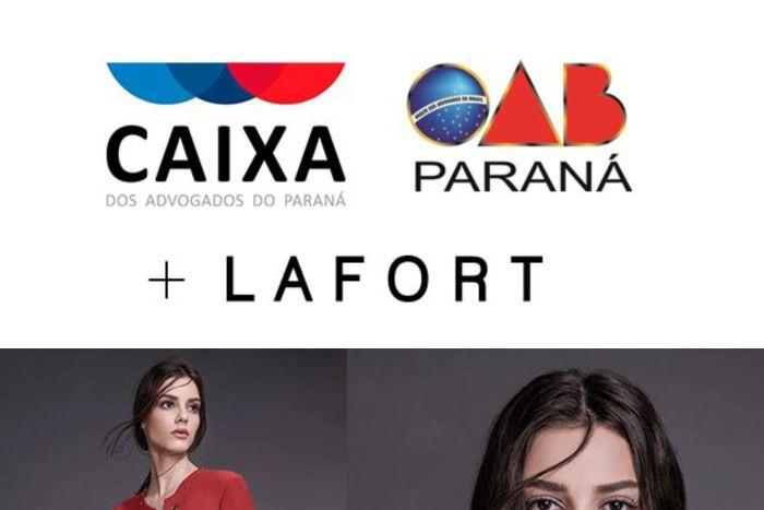 Caixa dos Advogados do Paraná firma convênio com a Lafort
