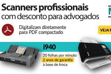 CAA/PR e Netscan oferecem condições especiais a advogados na aquisição de scanners