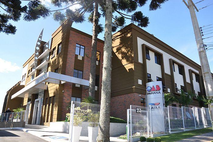 CAA-PR patrocina obras da OAB em benefício da advocacia paranaense