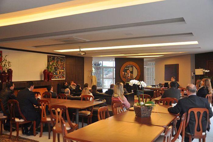 Fazenda Pública frente ao Novo CPC foi tema de debate no 5º Café Jurídico da APEP