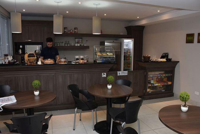 Diferenciais que atraem advogados ao Veredicto Café no Edifício Maringá