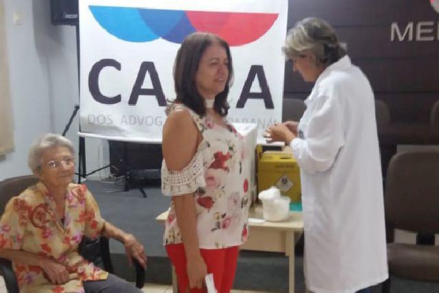 Caixa dos Advogados inicia segunda etapa de vacinação em Curitiba nesta sexta-feira (27)