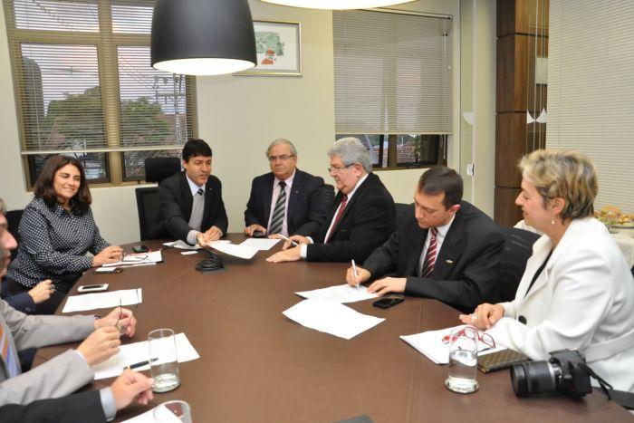 Caixa de Assistência firma parceria com a General Motors do Brasil