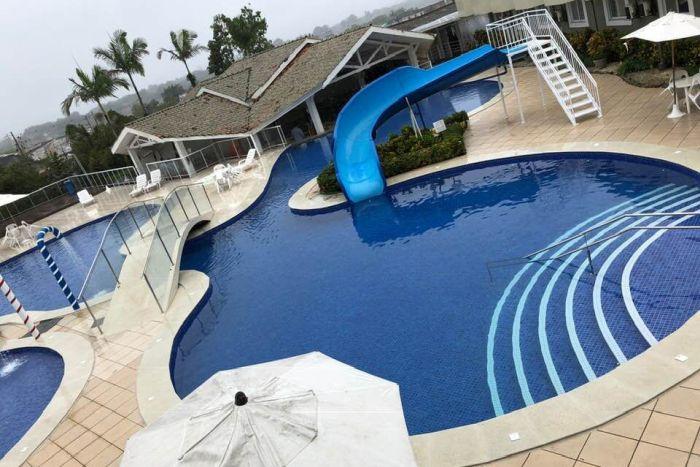 Hotel Camboa de Paranaguá oferece pacotes especiais para as festas de final de ano