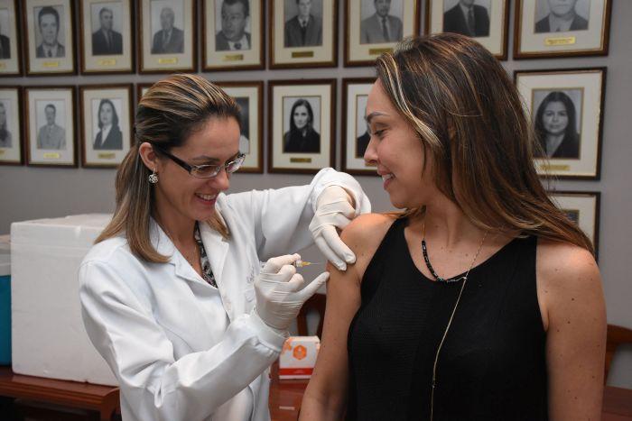 APEP promove campanha de vacinação contra a gripe dia 24 de abril